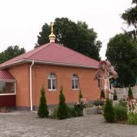 Храм св.Дмитрія с.Слобода-Дашковецька