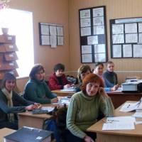 Зарванецька СЗШ вчительська