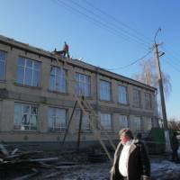 ремонт Якушинецької школи-ліцею