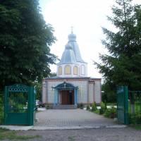 Храм села Зарванці
