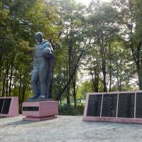 Пам'ятник 112 загиблим воїнам-односельчанам у Другій Світовій війні