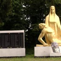 Пам'ятник загиблим у ІІ Світовій війні. с.Майдан 2
