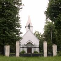 Католицький костел с.Майдан