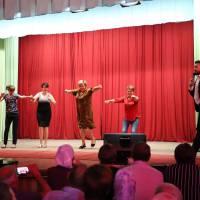 Виступ гурту Лісапетний батальйон в соболівському БК