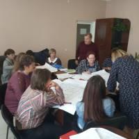 Навчальні тренінги в рамках програми U-LEAD з Європою