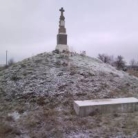 Меморіал на місці битви під Батогом_1