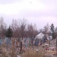 Сільський цвинтар
