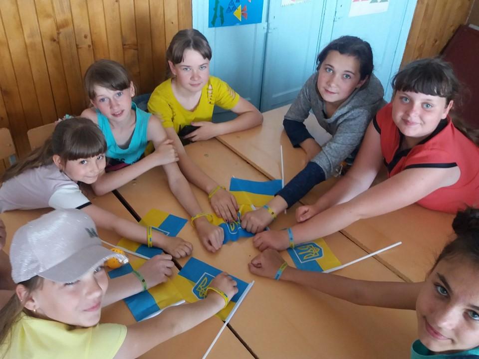 З початку червня розпочали роботу відпочинкові зміни  в пришкільних таборах Жданівської ОТГ