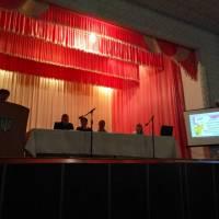 Перша серпнева конференція педагогічних працівників навчальних закладів Жданівської ОТГ