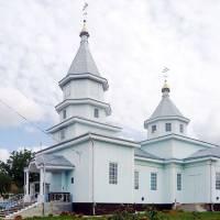 Свято-Миколаївський храм Локачі