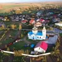 Вид на Свято-Преображенський Храм_