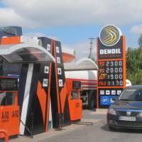 Автозаправна станція DENOIL_