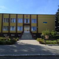 Будівля селищної ради