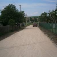 Поточний ремонт частини  дороги по вулиці Луговій у Воротневі