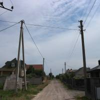 Освітлена вулиця Степова