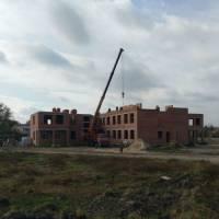 Будівництво, станом на 11 жовтня