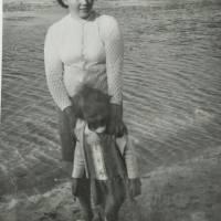 Зі старшою донькою