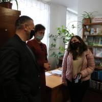 Бібліотека с.Звірів