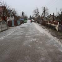 Капітальний ремонт вулиці Надрічна в Підгайцях