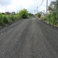 Поточний ремонт вулиці  Нова Струмівка