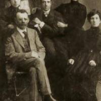 Земан і сім'я
