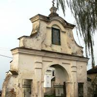 Збережена церковна брама