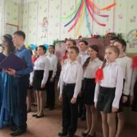 Шкільне життя ЗОШ І-ІІІ ст. с.Хорохорин Луцького району Волинської області