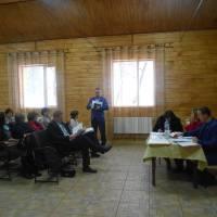 Сесії Рівненської сільської ради