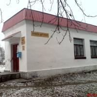 Поштове відділення с. Сереховичі
