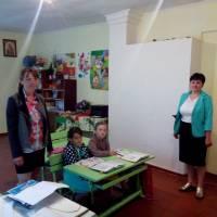 Школа село Комарове
