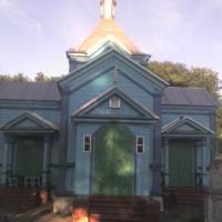 Свято Успенський храм с.Сереховичі