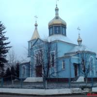 Святоільїнськ церква с. Сереховичі