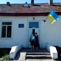 Зустріч з директором школи село Синове