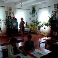 Зустріч з директором школи село Ниці
