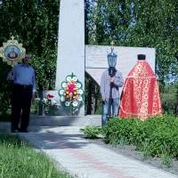 День перемоги 9 травня 2018 Сереховичівська сільська рада село Сереховичі