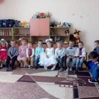 Свято для мам село Сереховичі дитячий садочок