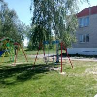 Дитячий майданчик село Синове