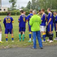 Команда по футболу с. Бобли