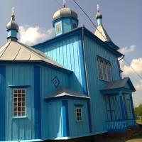 Церква с.Бобли