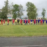 Футбол с. Бобли - смт Турійськ