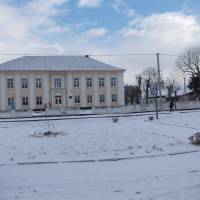 початкова школа смт Луків