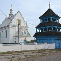 Церква Святої Великомучениці Параскеви
