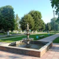 Фонтан, смт Турійськ