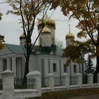 Свято-Хрестовоздвиженський храм УПЦ смт Колки