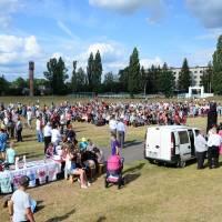 Святкування Дня селища на селищному стадіоні