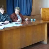 Нарада керівників навчальних закладів Павлівської  громади