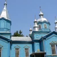 Церква с. Риковичі