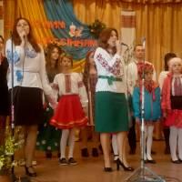 Концерт з нагоди Великодня у с. Жашковичі