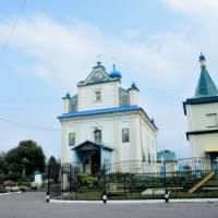 церква с.Павлівка