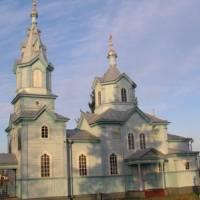 Церква с.Топилище